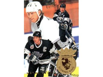 Ultra 1994-95 Scoring Kings 4 Wayne Gretzky Los Angeles Kings