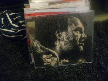 ROGER CHAPMAN AND THE SHORTLIST - DRIVE (CD SINGEL)