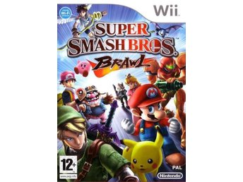 Super Smash Bros Brawl | Nintendo Wii | PAL |