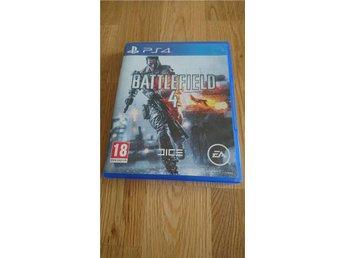Battlefield 4 PS4 - Sundsvall - Battlefield 4 PS4 - Sundsvall