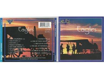 EAGLES BEST BALLADS (CD) - Minsk - EAGLES BEST BALLADS (CD) - Minsk