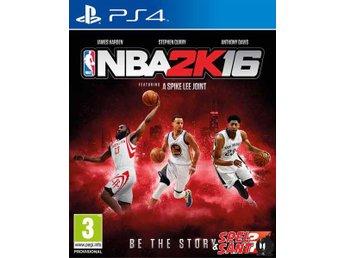 NBA 2K16 - Norrtälje - NBA 2K16 - Norrtälje