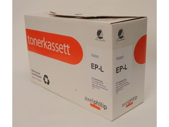 Axel Philip tonerkassett EP-L - Vansbro - Axel Philip tonerkassett EP-L - Vansbro