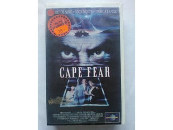 VHS - Cape Fear
