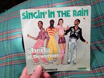 SHEILA B DEVOTION Singin' in the rain/Version integrale FRI FRAKT