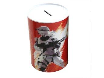 En Star Wars VII sparbössa i metall - Stormtrooper - Hyllinge - En Star Wars VII sparbössa i metall - Stormtrooper - Hyllinge