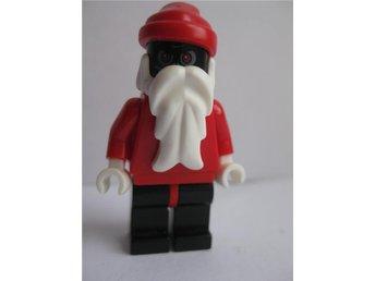 Lego Figuer Figur - Jultomte Bad Evil Santa Black FKL 1057 - Uddevalla - Lego Figuer Figur - Jultomte Bad Evil Santa Black FKL 1057 - Uddevalla