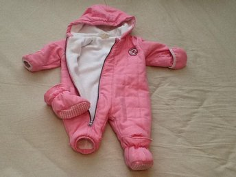 Converse baby overall