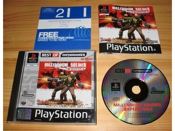PS: Millennium Soldier Expendable