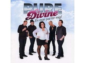 PURE DIVINE ¤ EN MAN JUST FÖR MIG ¤ CD ¤ 2012 ¤