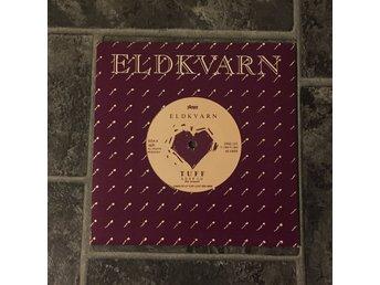 """ELDKVARN - TUFF LUST. (7"""") - Frövi - PRESS: SWEDEN 1983ZING 121Skicket!Skiva: VG+Konvolut: Betygsätter bara skivan på 7"""". Ingen av fodralen har släppt i kanterna,Graderingar: NM, MVG, VG++, VG, GNM: Toppex!MVG: Mycket fin platta, kan förekomma någon """"Hairline"""".VG++: Fin platta, - Frövi"""