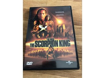 The Scorpion king - Sv. Text