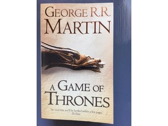 Game of thrones_del 1_ A song of ice and fire_Engelsk text