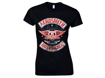 Aerosmith - Boston Pride Girlie t-shirt Large