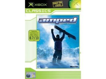 Amped Xbox