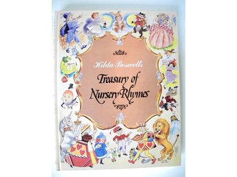 TREASURY OF NURSERY RHYMES Hilda Boswell´s 1985
