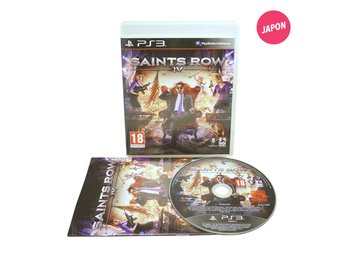 Saints Row IV (EUR / PS3)