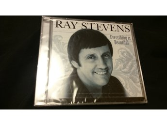 "RAY STEVENS, EVERYTHING IS BEAUTIFUL, INCL. ""MISTY"" HELT NY / INPLASTAD"