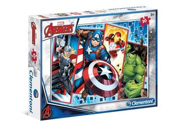 30 pcs. Puzzles Kids Special Collection Avengers