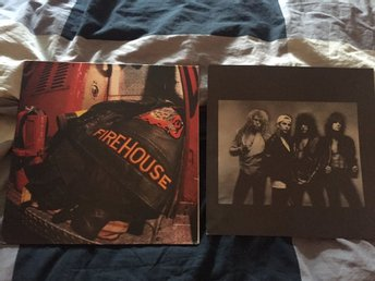 FIREHOUSE-Hold your fire LP Vinyl 1992 RARE