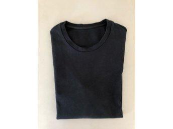 72cee4ab695a Acne Studios Chelsea kraftig bomulls T-shirt