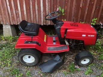 Välkända Defekt åkbar gräsklippare (361702473) ᐈ Köp på Tradera OI-22