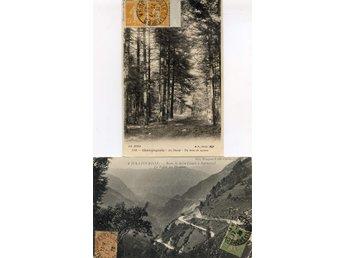 Jura Frankrike 2 Vackra Naturvyer Skickade 192 384853149 ᐈ Kop Pa Tradera