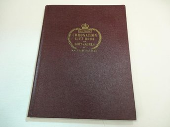 Coronation gift book for boys & girls 1952