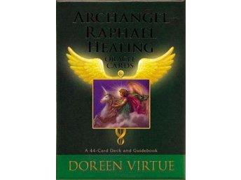 Archangel Raphael Healing Oracle Cards - Borås - Archangel Raphael Healing Oracle Cards - Borås