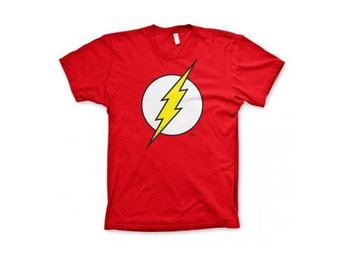 The Flash T-shirt Emblem XXL