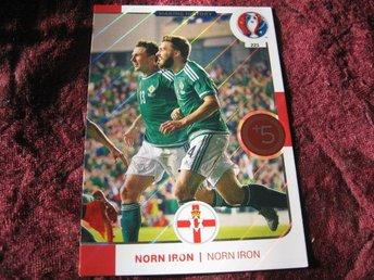 NORN IRON-MAKING HISTORY-UEFA EURO 2016 - Katrineholm - NORN IRON-MAKING HISTORY-UEFA EURO 2016 - Katrineholm
