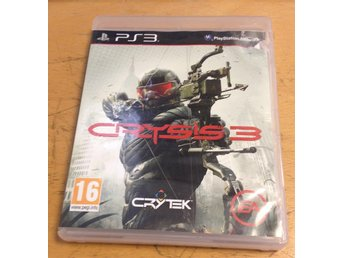 Crysis 3 PS3 Playstation 3