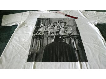 T-Shirt. Vit. Exclusive A. Star Wars. Trooper. XL - Solna - T-Shirt. Vit. Exclusive A. Star Wars. Trooper. XL - Solna