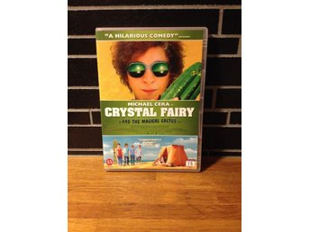 CRYSTAL FAIRY - and the magical cactus - Michael Cera mfl