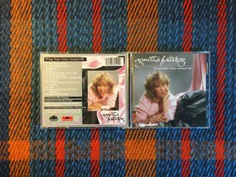 AGNETHA FÄLTSKOG Wrap your arms around me CD 1983 Stikkan Tomas Ledin (ABBA)