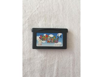 Tv Spel - Gameboy Advance - Super Mario Advance