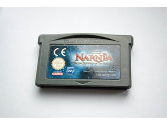Narnia - The Lion, The Witch and the Wardrobe - Gameboy advance/Nintendo DS