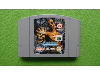 Shadow Man ENGELSK TEXT Nintendo 64 N64