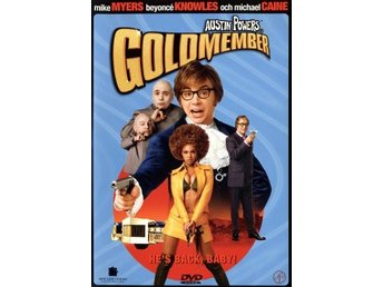 DVD - Austin Powers In Goldmember (Beg)