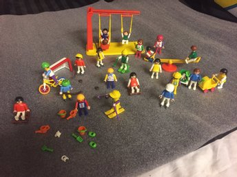 Retro/Vintage Playmobil 1981