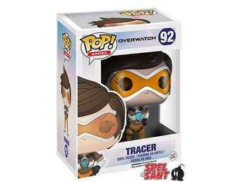 Pop! Overwatch Tracer Vinyl Figure