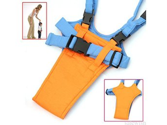 Walker Belt Harness For Baby Toddler Infant Kid Wing Walking Strap Assistant