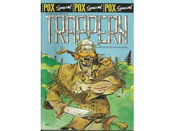 POX SPECIAL 1988 TRAPPERN av William Messner-Loebs.