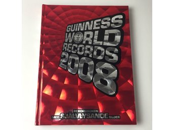 Forum, Bok, Guinness World Records 2008