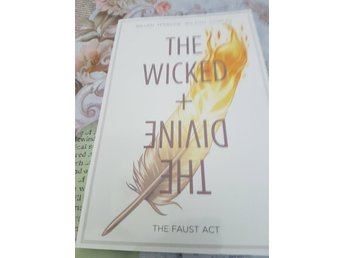 The Wicked + The Divine - The Faust Act [Image] [TPB]