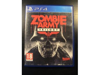 ZOMBIE ARMY TRILOGY / PLAYSTATION 4 PS4 / NYTT!