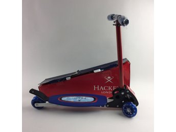 Hackett London, Sparkcykel, Blå/Röd
