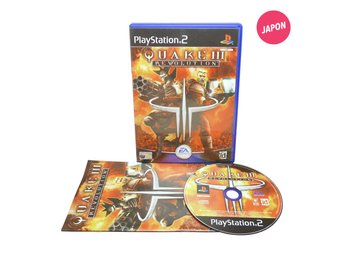 Quake III Revolution (EUR / PS2)