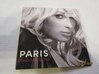 PARIS - STARS ARE BLIND - CD SINGEL
