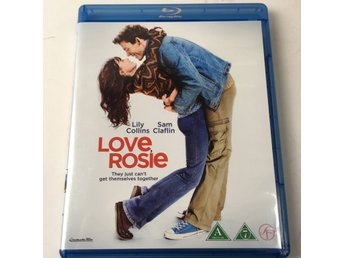 Blu-Ray Disc, Blu-ray Film, Love Rosie